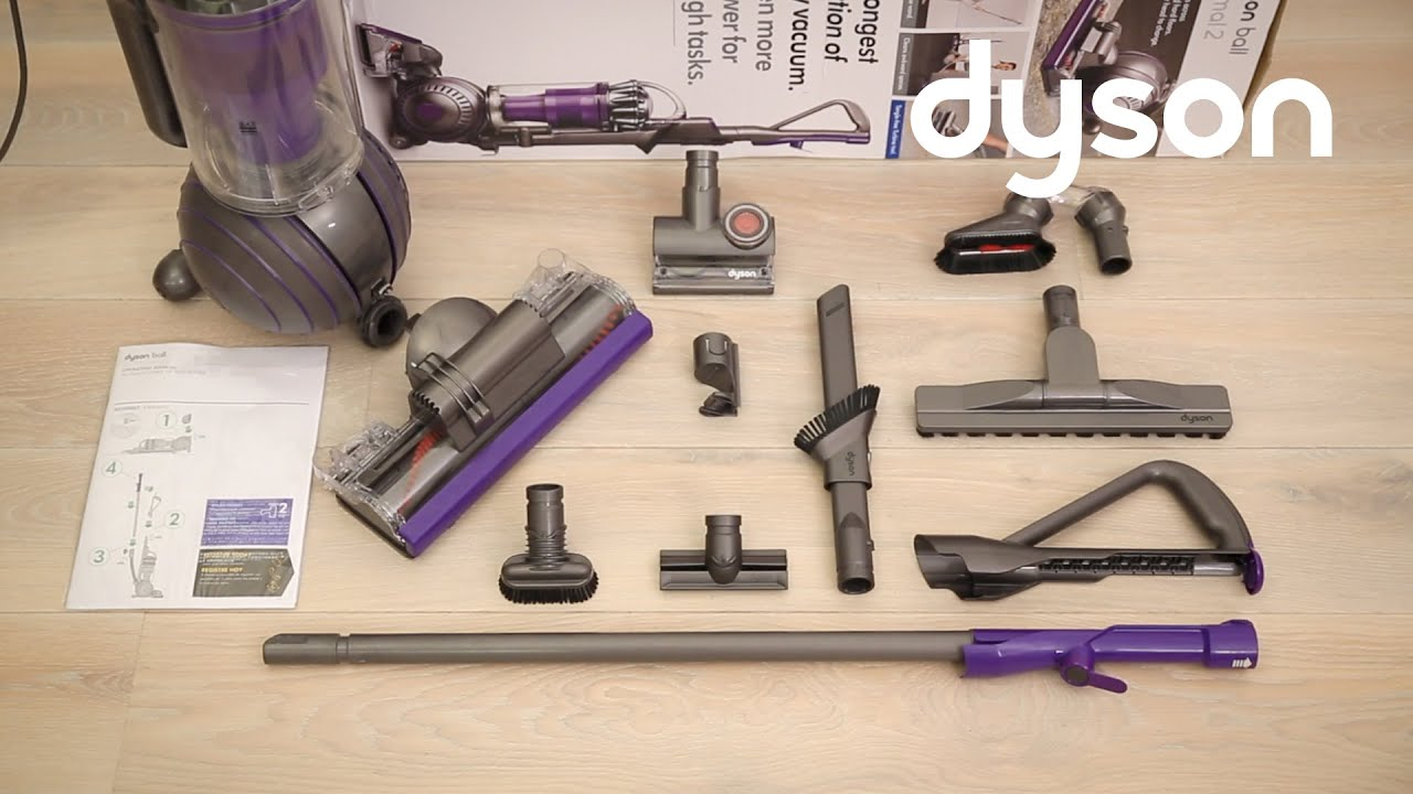Image of: Absolute Dyson Ball Multi Floor And Dyson Ball Animal Getting Started ca Youtube Dyson Ball Multi Floor And Dyson Ball Animal Getting Started