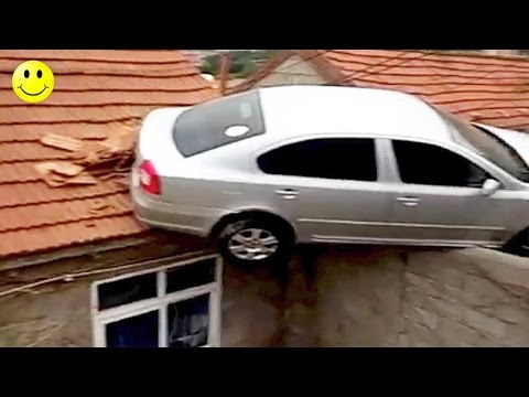 Final Humorous Automotive Fails & Humorous Driving Accidents Compilation