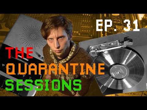 The Quarantine Sessions [Ep. 31] - Classical music vinyls and ambient tapes live dub