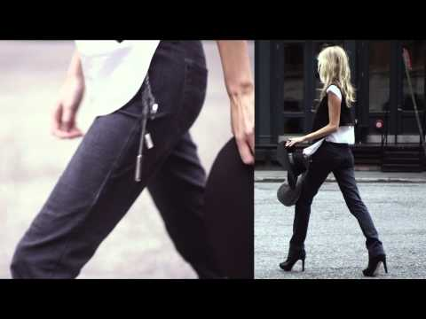 Diesel BOOTZEE women's denim FW12 - Featuring Poppy Delevigne