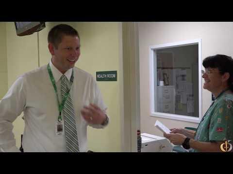 Meet the Principal: Mr. Gams, River Springs Elementary School
