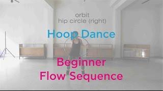 Sexy Hula Hoop Dance Beginner Flow Sequence