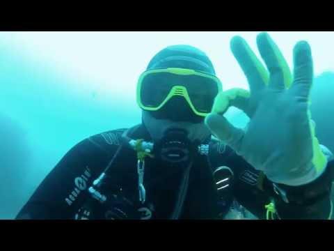 Scuba Diving with Sidemount Systen and Nitrox 32% in Arinaga - El Cabron - Gran Canaria