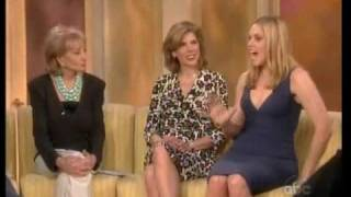 The View:  Christine Baranski