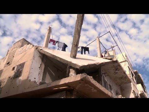 Syria: Hope Returns to Baba Amr, Homs.