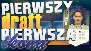 PIERWSZY DRAFT - PIERWSZA IKONA! FIFA 18 #8