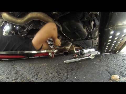 Golf R Resonator Delete DIY and Impression