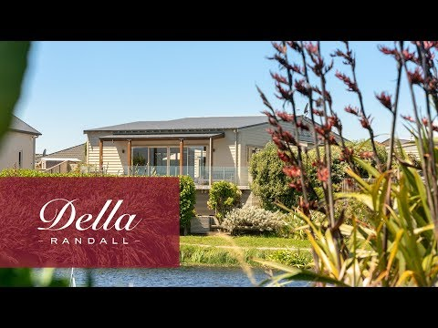 SOLD | Lagoon Luxury | DR 18 Major Durie Place, Waikanae | Della Randall