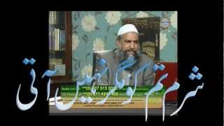 Mullah Sialvi EXPOSED!! Answer to Challenge Question #8 regarding Mirza Ghulam Ahmad Qadiani (as)