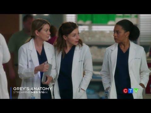 Greys Anatomy 15x03 Ctv Promo Gut Feeling Youtube