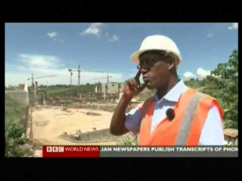 Africa Energy Development - BBC Africa Business Report Recorded 18.09.2011