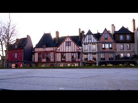 Vannes : la cité ouverte sur le golfe du Morbihan