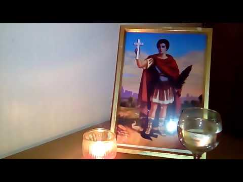 SAINT EXPEDITE MONEY SPELL