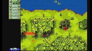 Cannon Fodder Amiga - levels made by Gabbie9381