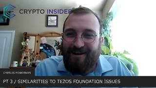 Charles Hoskinson Discusses Tezos Project