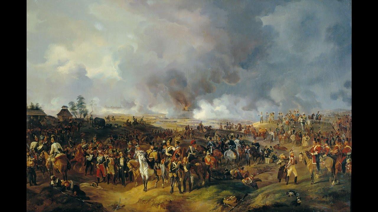 Napoleon at Leipzig, Part 1 - YouTube