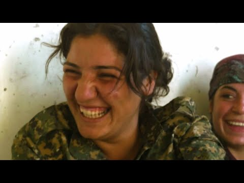 Kurds In Fight Against ISIS: Big Phil's War [Amazing Documentary HD]