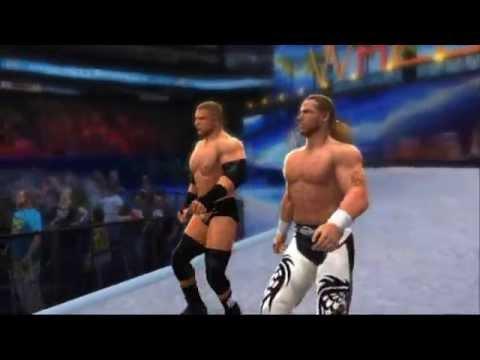 WWE2K14【PRE-MATCH】PREEMPTIVE ATTACK 2
