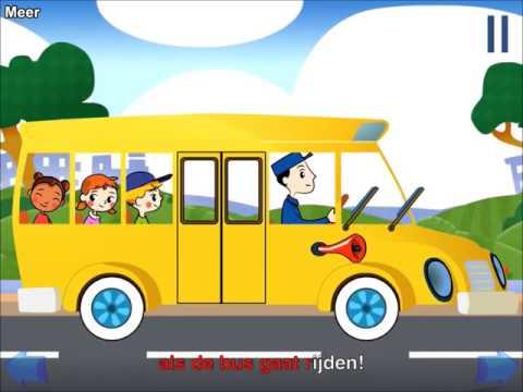 Kinderliedjes Babytv De Wielen Van De Bus