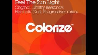 Digital Mess feat. V. Ray - Feel The Sun Light (Dmitry Bessonov Remix)