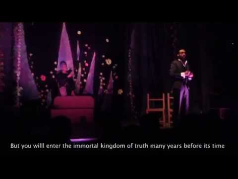 The Black Monk - الراهب الأسود part 1 with english sub,Dircted by Ahmed Samy wizzo