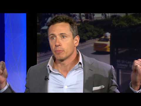 Chris Cuomo on Covering National Stories & Growing Up a Cuomo