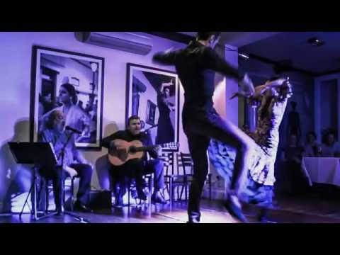 Robert Burns Hotel Flamenco Dinner Show 26.10.16