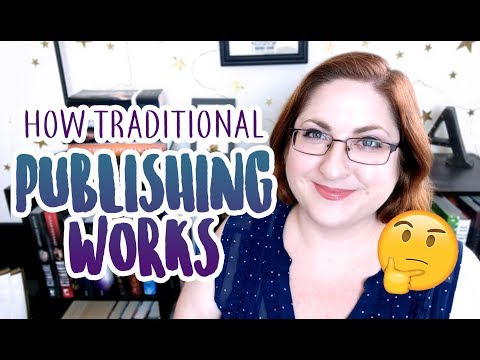 How To Be Traditionally Published
