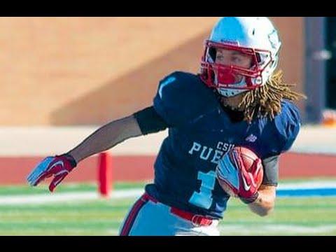 The C.S. Podcast: Kieren Duncan interview (2016 NFL Draft Prospect, WR, CSU-Pueblo)