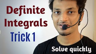 Definite Integration Shortcuts and tricks | JEE/NDA/EAMCET | Class 12 maths | Hindi | English