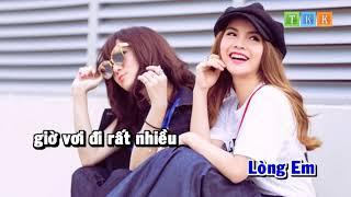 Goodbye My Love - Yến Trang ft. Yến Nhi Karaoke Vocal