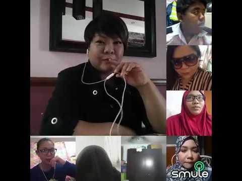 Bdk_shogunturz and members of boleh duet koke in the HSE.