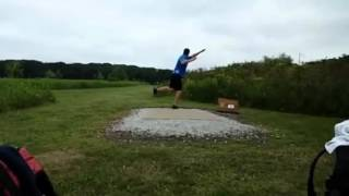 Nate Doss & Nikko Locastro Slow Mo Disc Golf Drives