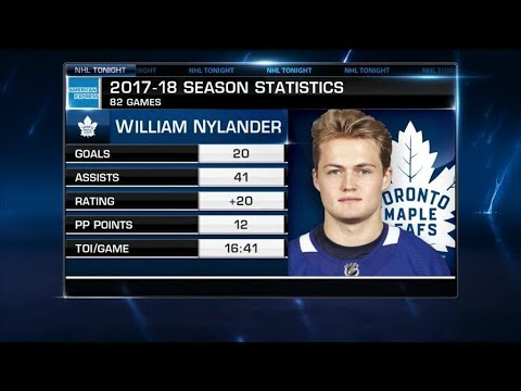 NHL Tonight:  Josh Goldberg joins the show to discuss the Maple Leafs  Nov 20,  2018