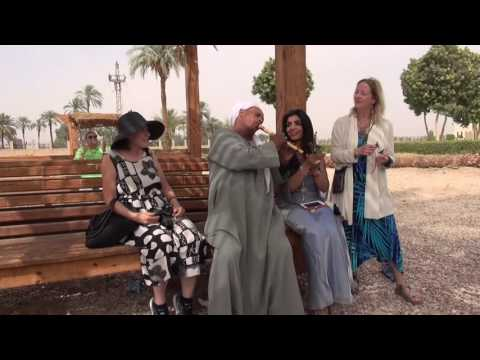 Spiritual Adventure Travel to Egypt | Temple of Hathor Flute Serenade