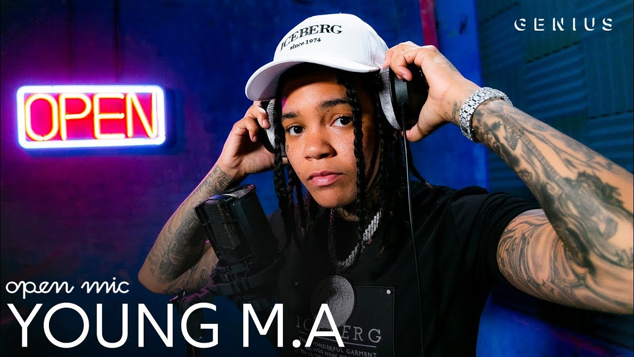"""Download Young M.A """"BIG"""" (Live Performance) 