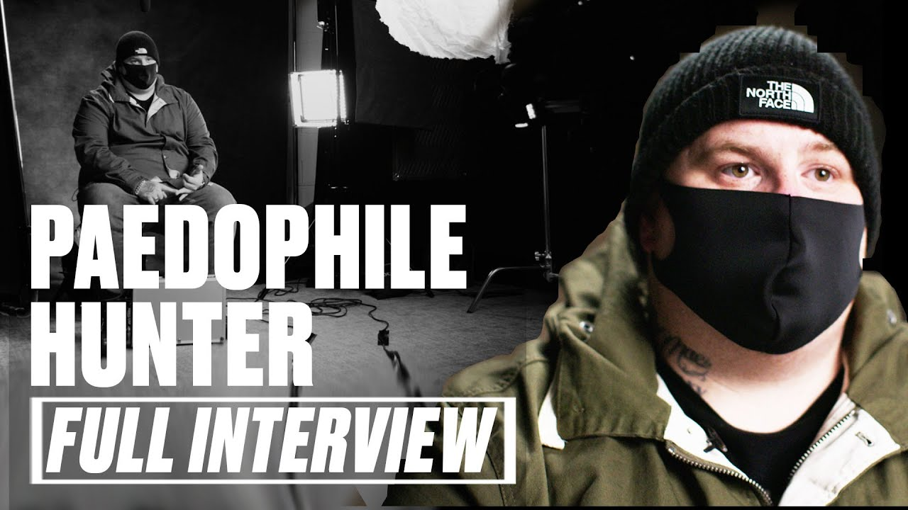 *UNSEEN FOOTAGE* Paedophile Hunter Interview