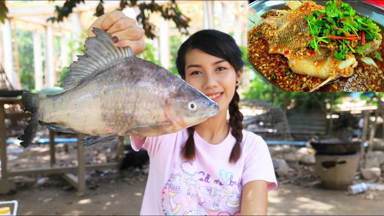 Yummy cooking spicy fried fish recipe - Cooking skill