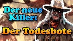 Dead by Daylight [Deutsch] - Killer - #560 Der neue Killer: Der Todesbote! - Gameplay + Mori