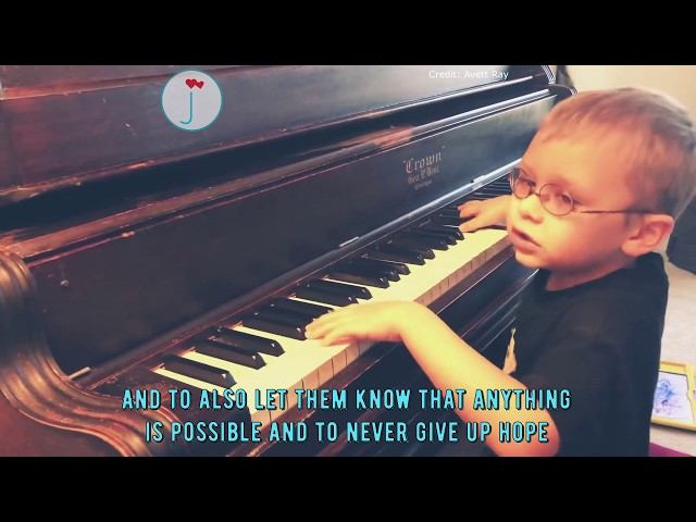 Incredible 6-year-old blind piano prodigy will steal your heart