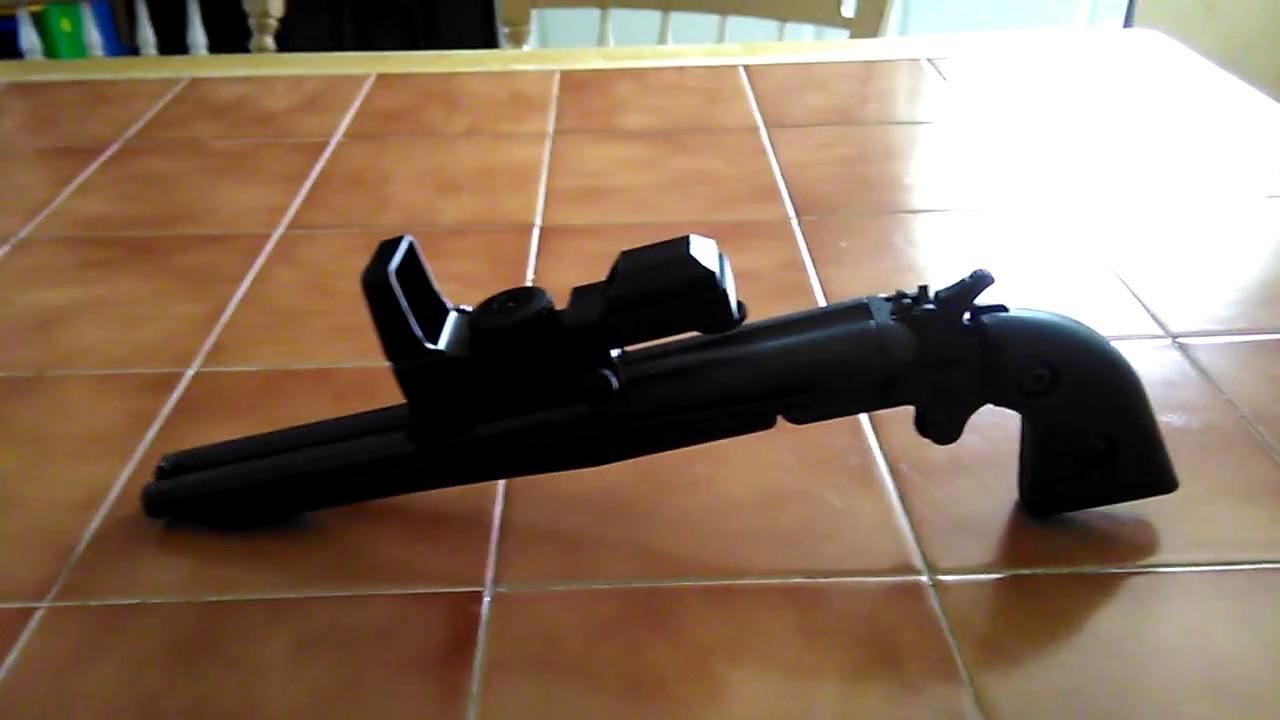 Cobray Leinad Derringer (Larger Handle Kit) by Tone M