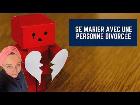 Download Se marier à une personne divorcée
