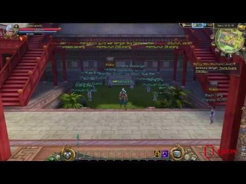 Clash Of Gods Guild War - Pandawa vs RedAxe