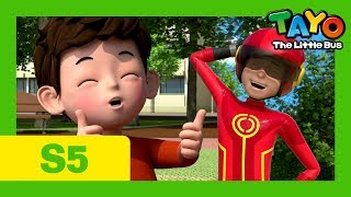 TAYO YENİ Sezon5 çizgi filmleri l #10 Duri için Sürpriz Hediye l KÜÇÜK OTOBÜS TAYO