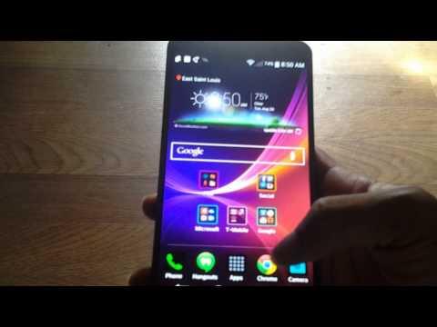LG G Flex T-Mobile Review