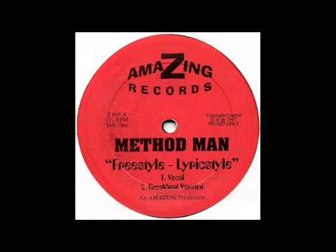 Method Man - Freestyle Lyricstyle