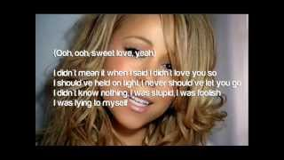 Mariah Carey   We Belong Together (instrumental) + Lyrics