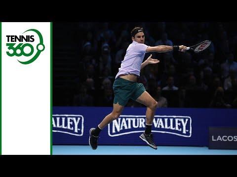 Roger Federer fans flock to the O2 Arena for the ATP Finals