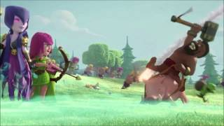 (new) CLASH OF CLANS: HOG RIDER 2.0 (OFFICIAL TV COMMERCIAL)