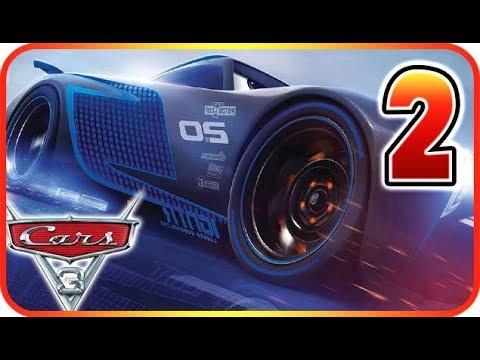 Cars 3: Driven to Win Walkthrough Gameplay Part 2 (PS3, X360, PS4, XOne, WiiU, NS)